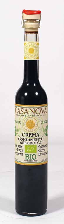 B-CS0430 Organic Glaze Condiment - 1
