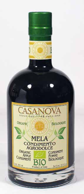 B-CS0433 Condimento Agrodolce Mela - 1