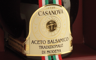 Traditional Balsamic Vinegar of Modena