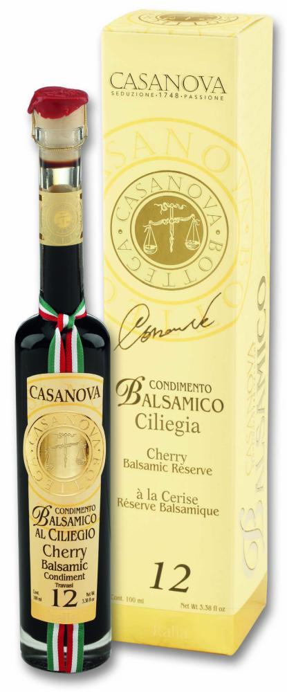CS0220 CHERRY Balsamic Dressing - Qualità 12 - 1