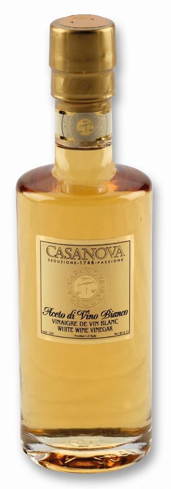CS0500 Aceto di Vino Bianco 250 ml - 1