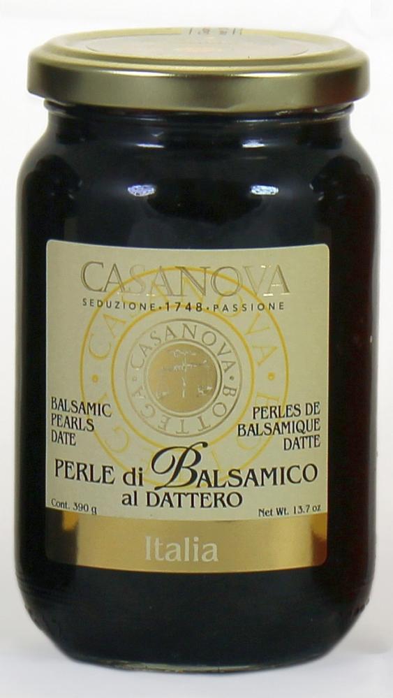 CS0631 Perle di Balsamico al Dattero 370 gr - 1