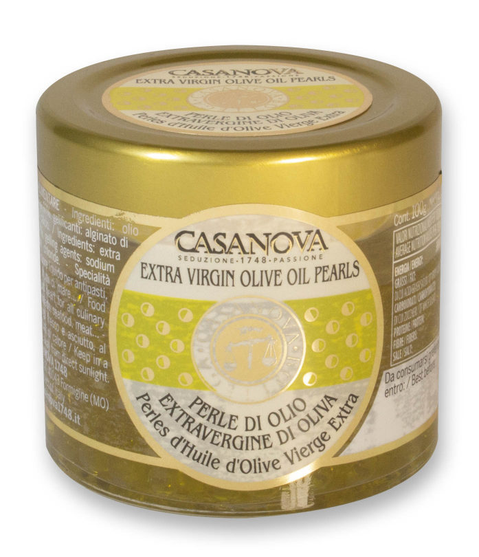 CS0645 Pearls of OLIVE OIL 100g - 1