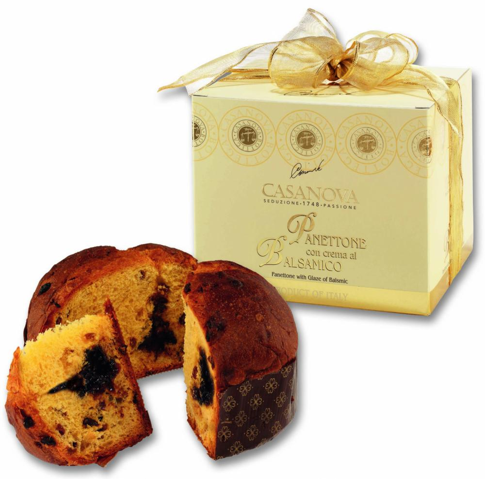 CS3050 Panettone with Balsamic Glaze - 1