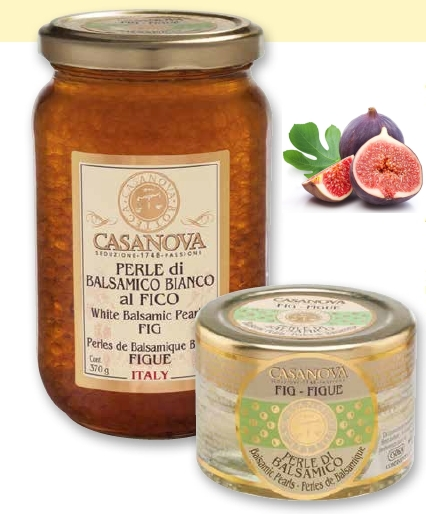 CS0624 Balsamic Pearls Flavoured FIG 50g - 3