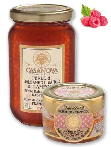 CS0628 Balsamic Pearls Flavoured RASPBERRY 50g - 3