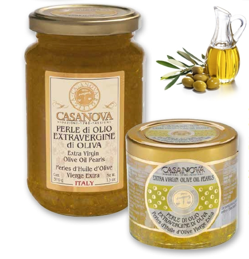 CS0645 Pearls of OLIVE OIL 100g - 3